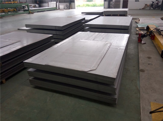 EN inoxidable TISCO BAOSTEEL de las placas de acero 316 ASTM GB JIS de la perforación
